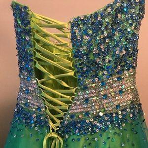 Princess style prom dress!